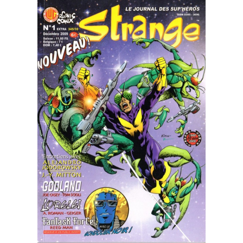 STRANGE 1 EXTRA - 10 - 345 (VF)