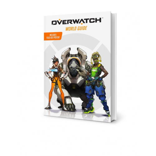 Guide officiel Overwatch (VF)