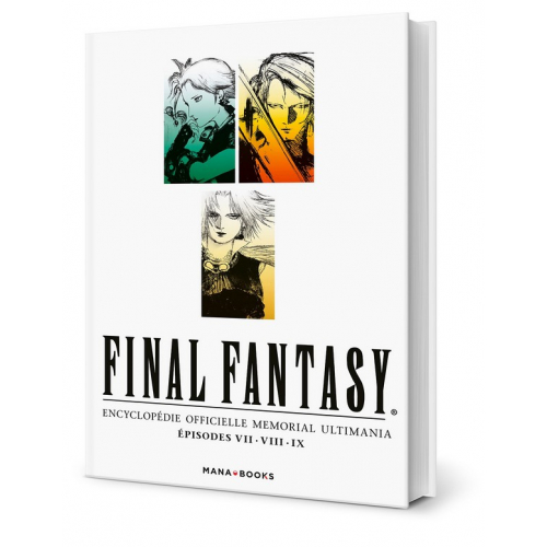 Final Fantasy : Encyclopédie Officielle Vol. 1 (VF)