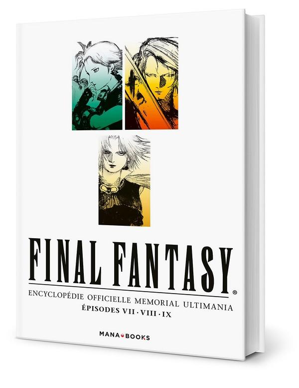 Final Fantasy : Encyclopédie Officielle Vol. 1 (VF)