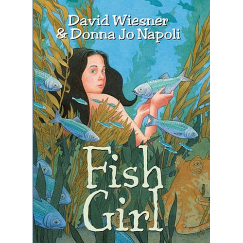 Fish Girl (VF)