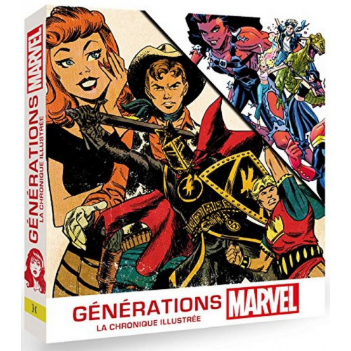 Générations Marvel (VF)