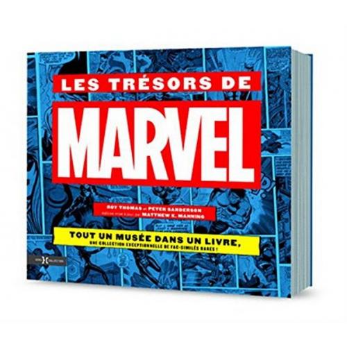 Les trésors de Marvel (VF)