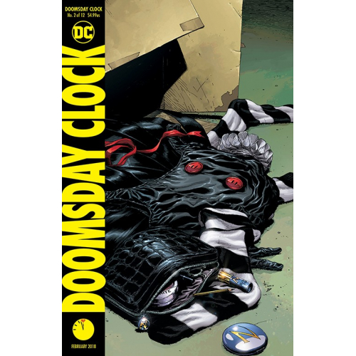 DOOMSDAY CLOCK 2 (VO)