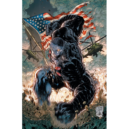 DAMAGE 1 (VO) TONY DANIEL - (NEW AGE OF DC HEROES)