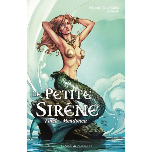 La Petite Sirène - Edition Collector - 200 ex - David Finch (VF)