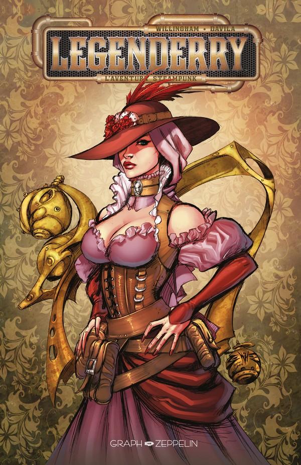 Legenderry L'aventure Steampunk (VF)