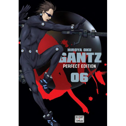 Gantz Perfect Edition Tome 6 (VF)