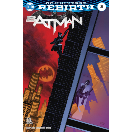 Batman 31 Tim Sale Variant (VO)