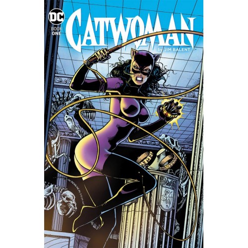 Catwoman By Jim Talent TP Book 1 (VO)