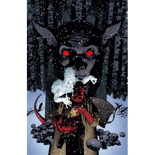 Hellboy : Krampusnacht (VO) Mike Mignola - Adam Hughes - One Shot