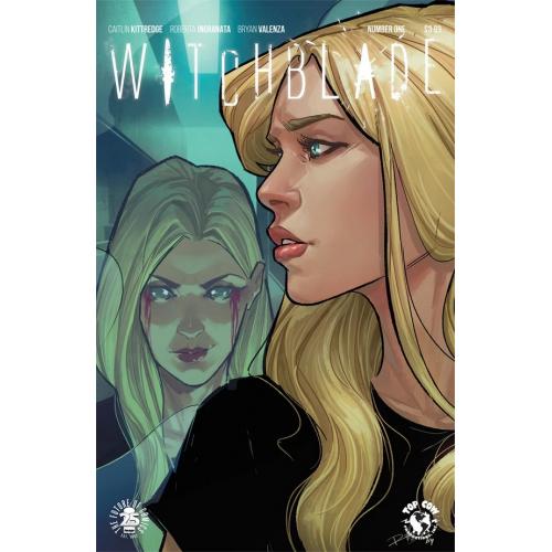 Witchblade 1 (VO) 2017
