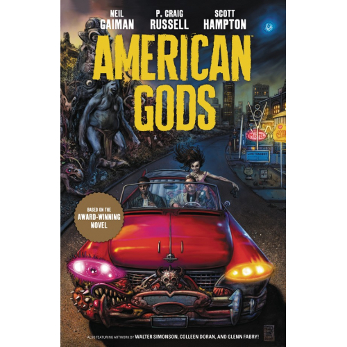 AMERICAN GODS HC VOL 01 SHADOWS (VO)