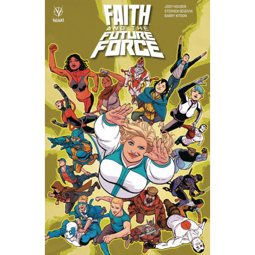 FAITH AND THE FUTURE FORCE TP (VO)