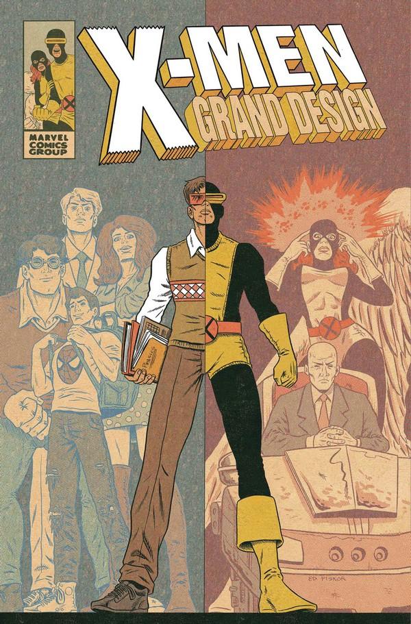 X-MEN GRAND DESIGN 1 (VO)