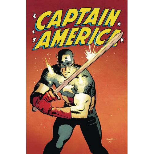 Captain America 696 (VO)