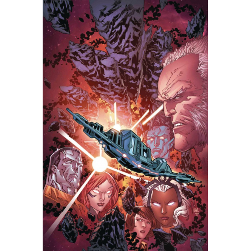 X-Men Gold 17 (VO)