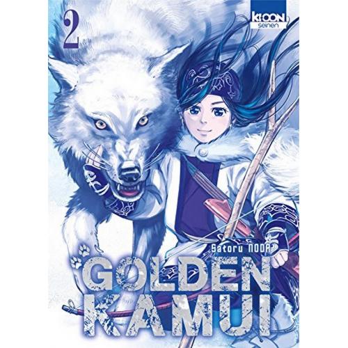 Golden Kamui Tome 2 (VF)
