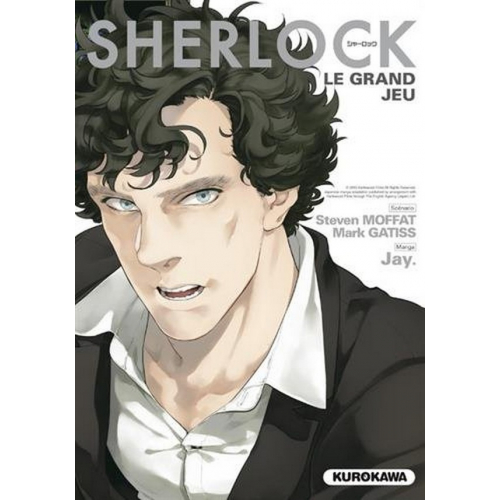 Sherlock Tome 3 (VF)
