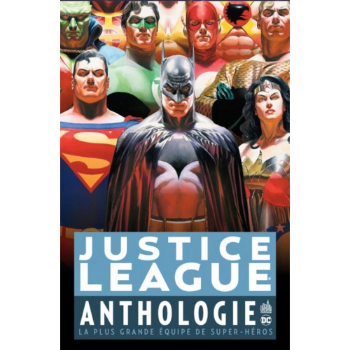 Justice League Anthologie (VF)