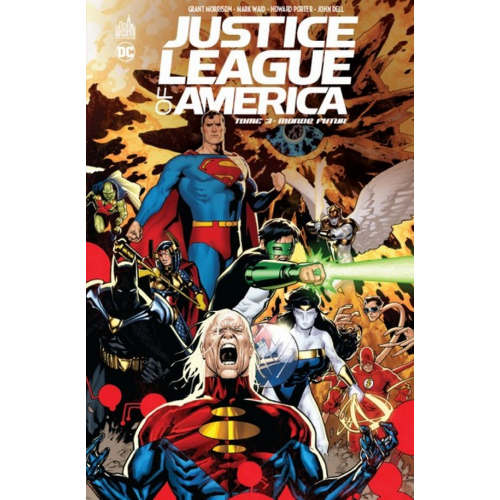 Justice League of America Tome 3 (VF)