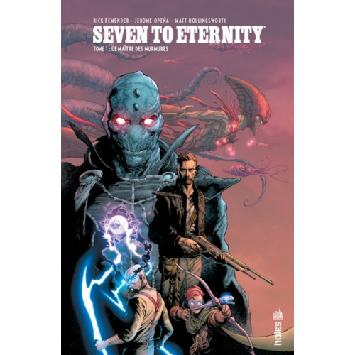Seven to Eternity Tome 1 (VF)
