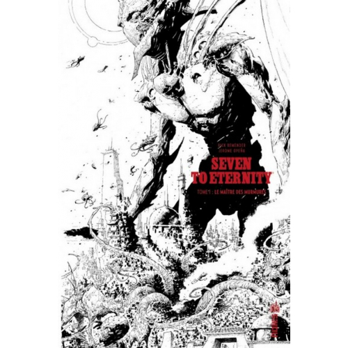 Seven to Eternity Tome 1 Édition N&B (VF)