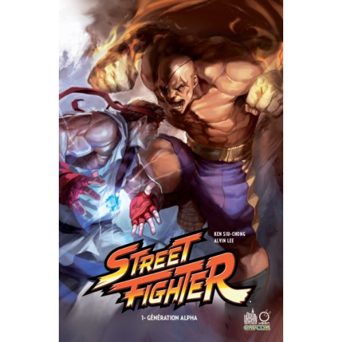 Street Fighter Tome 1 (VF)
