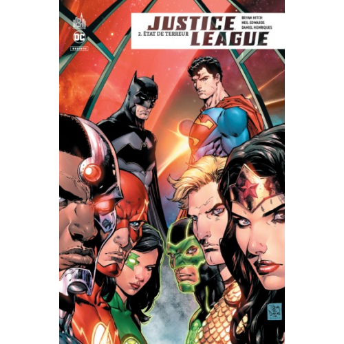 Justice League Rebirth Tome 2 (VF)