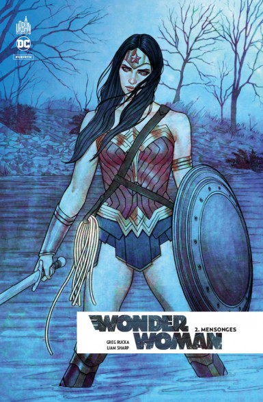 Wonder Woman Rebirth Tome 2 (VF)