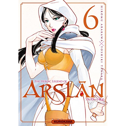 The Heroic Legend of Arslân Tome 6 (VF)