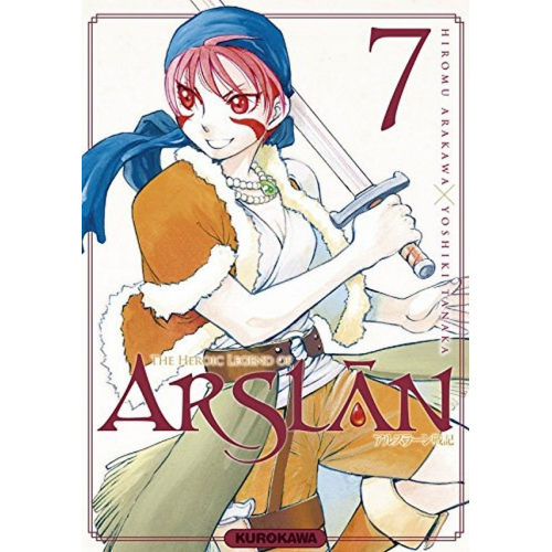 The Heroic Legend of Arslân Tome 7 (VF)