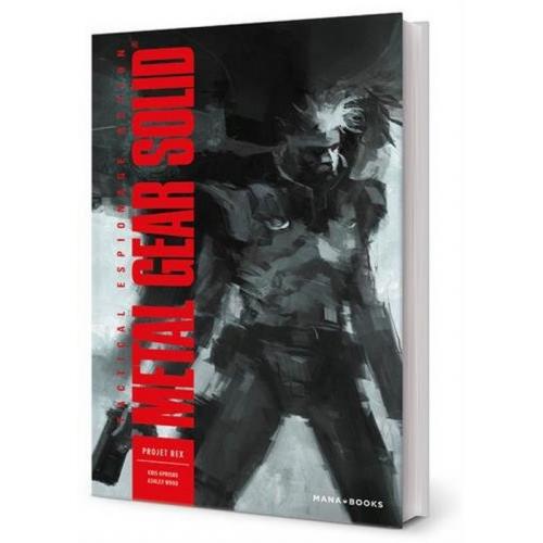 Metal Gear Solid Projet Rex (VF)