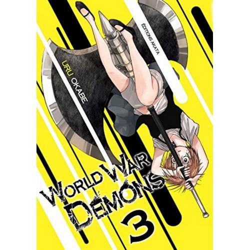 World War Demons - Tome 3 (VF)