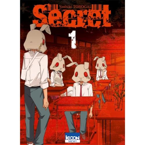Coffret Secret Intégrale 3 Tomes (VF)