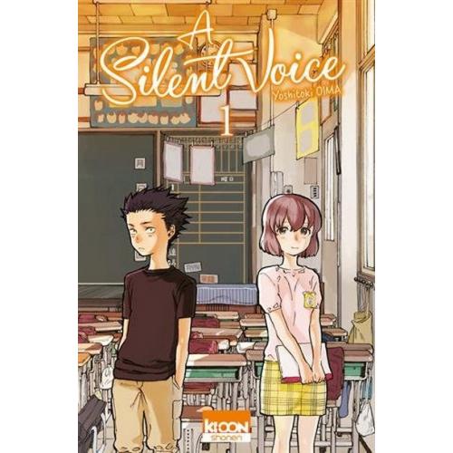 Coffret A silent Voice L'intégrale en 7 tomes (VF)