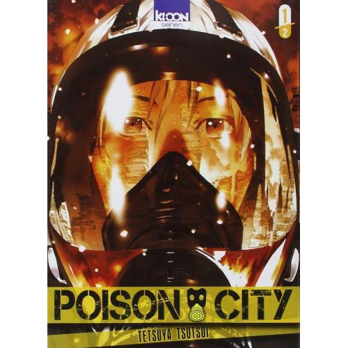 Coffret Poison City - L'intégrale en 2 tomes (VF)