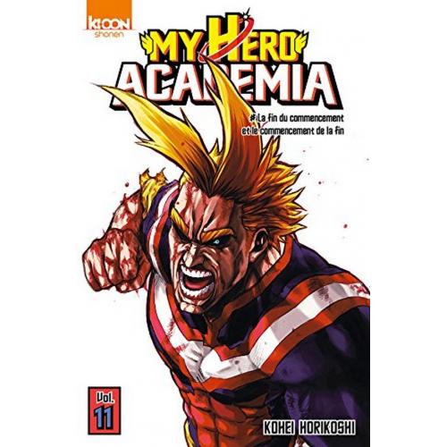 My Hero Academia Tome 11 (VF)