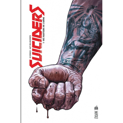 Suiciders Tome 1 (VF)