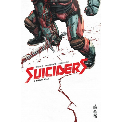 Suiciders Tome 2 (VF)