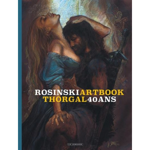 Art Book Thorgal (VF)