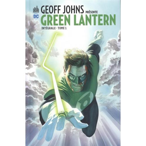 Geoff Johns présente Green Lantern Intégrale Tome 1 (VF)