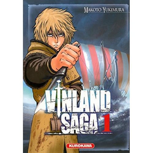 Coffret Vinland Saga Tome 1 à 3 + Sous-Bock (VF)