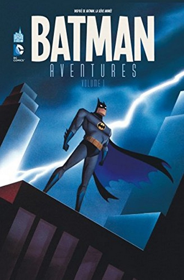 Batman Aventures Tome 1 (VF)