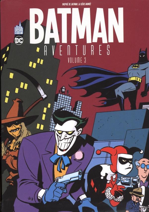 Batman Aventures Tome 3 (VF)