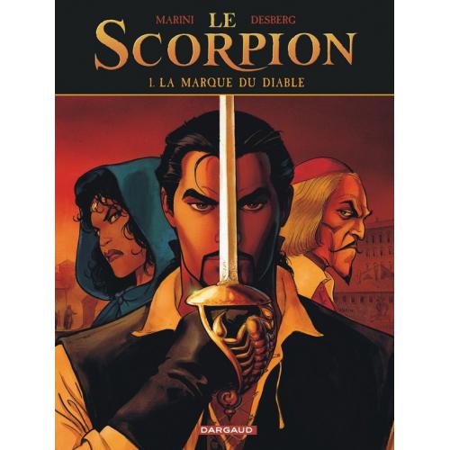 Le Scorpion tome 1 Edition Spéciale (VF) Marini