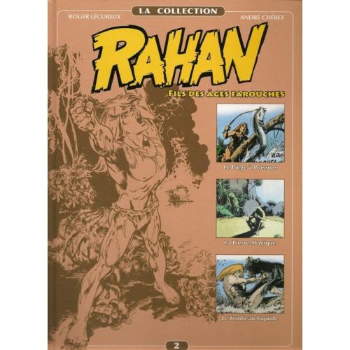 RAHAN La Collection tome 2 (VF)