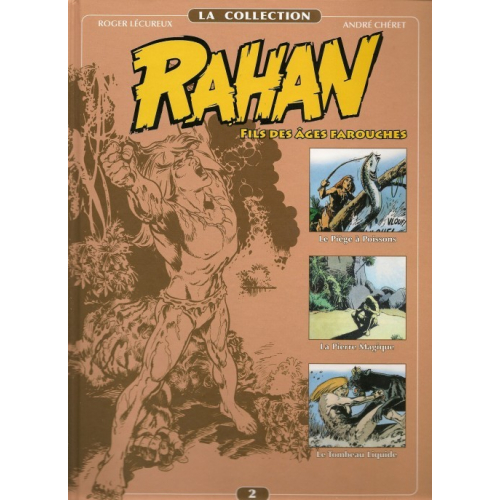 RAHAN La Collection tome 1 (VF)