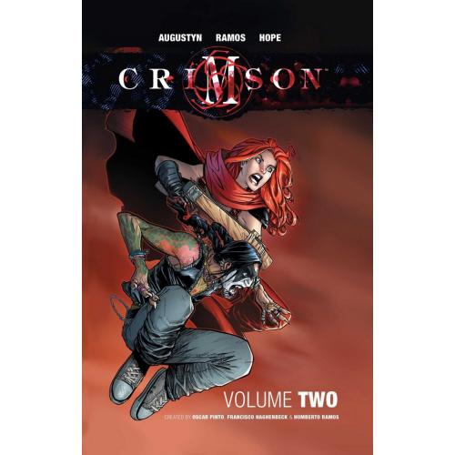 Crimson Volume 2 HC (VO)