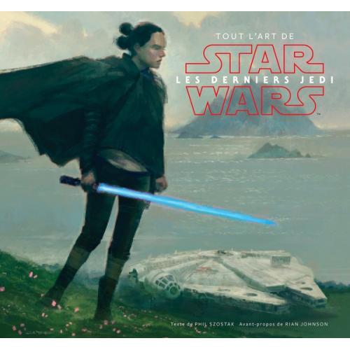 Star Wars : Tout l'art des derniers jedis (VF)